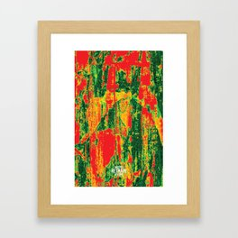 JOEL AROP by Connor Purnell Framed Art Print