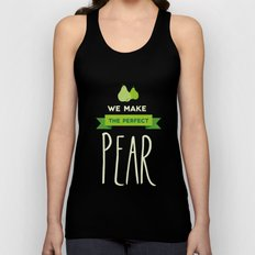 The perfect pear Unisex Tank Top