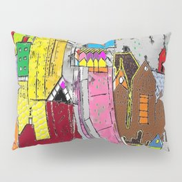Vision Medellin Colombia Pillow Sham