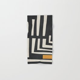 Abstract Art 16 Hand & Bath Towel
