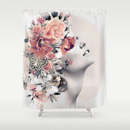 Bloom 7 Shower Curtain