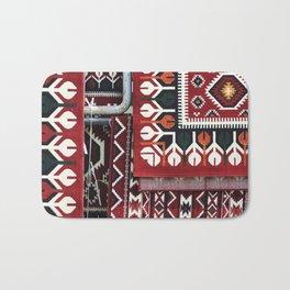 Arabic Woven Carpets Bath Mat