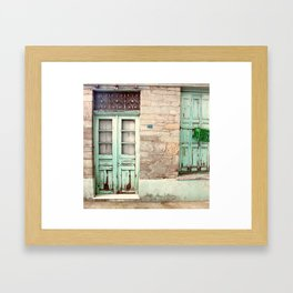 From dream to reality ~ Framed Art Print