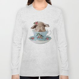 Baby Bunny Tea Time Long Sleeve T-shirt