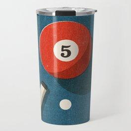 BILLIARDS / Ball 5 Travel Mug