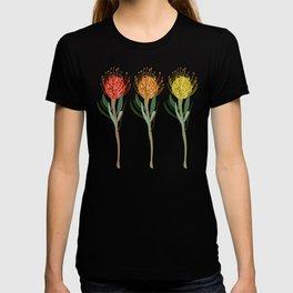Pincushion Protea Flowers T-shirt