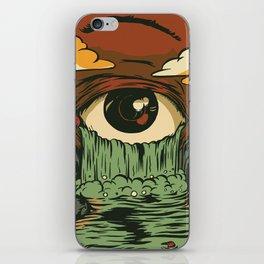 Toxic Tears iPhone Skin