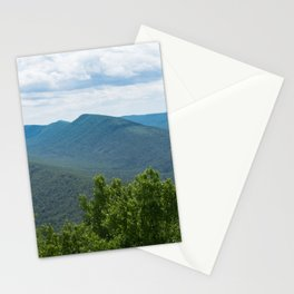Shenandoah Valley, Virginia (Panoramic) Stationery Cards