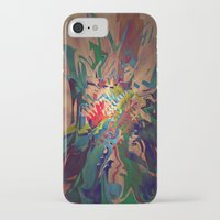 chaos iPhone & iPod Cases featuring Chaos by lillianhibiscus
