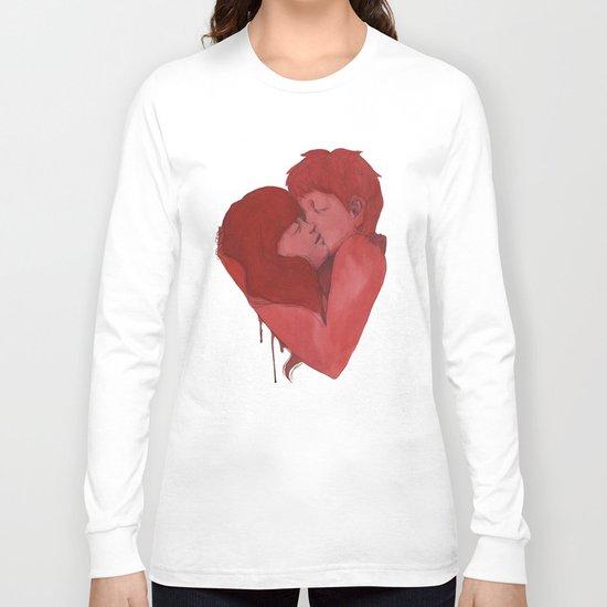 Being a Heart  Long Sleeve T-shirt