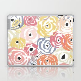 Colorful Flower Bundle Laptop & iPad Skin