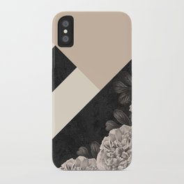 Flowers in sunlight iPhone Case