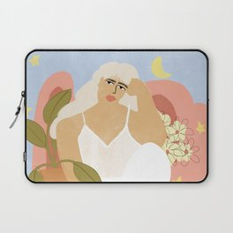 Soft Pink Shoes Laptop Sleeve