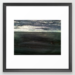DyedPine+Paper3350 Framed Art Print