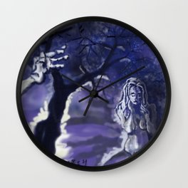 How much I loved you Wall Clock