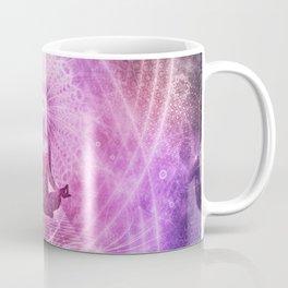 Spiritual Yoga Meditation Zen Colorful Coffee Mug
