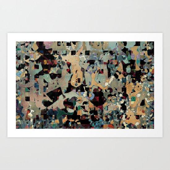 Mondo Art Print