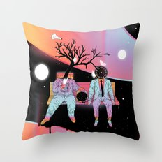 Coexistentiality (Sustaining Life) Throw Pillow