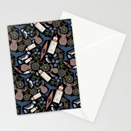 Acadia Pattern 2 Stationery Cards