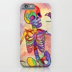 Rainbow Skeleton Slim Case iPhone 6s