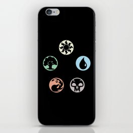 MTG Symbols iPhone Skin