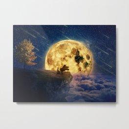 midnight lullaby Metal Print