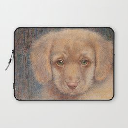 Retriever puppy Laptop Sleeve