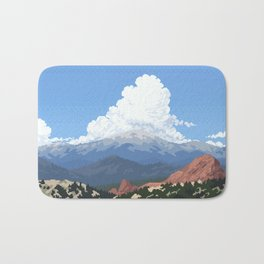 Garden of the Gods Bath Mat