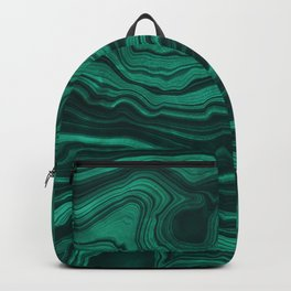 Malachite Texture 01 Backpack