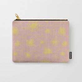 Anemones in Pink Carry-All Pouch