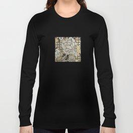 Vintage Retro Artwork Long Sleeve T-shirt
