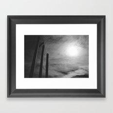 Old Mill Framed Art Print