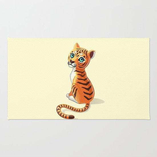 Tiger Cub Rug
