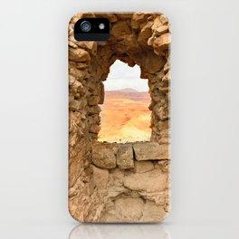 Judean Desert iPhone Case