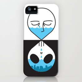 Dead Cover iPhone Case