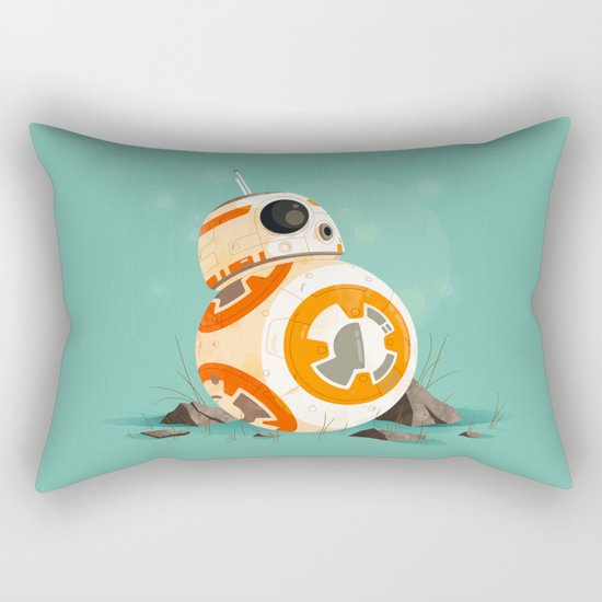 BB-8 Rectangular Pillow