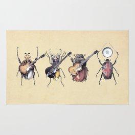 Meet the Beetles Rug