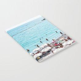 Amalfi Beach Notebook