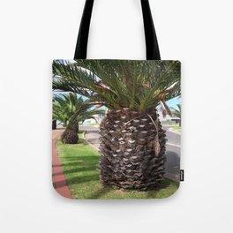 Pineapple Tree Tote Bag