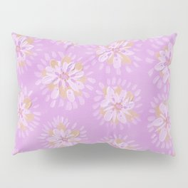 Orchid Petal Rose Pillow Sham