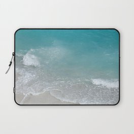Morning on Clifton Beach Laptop Sleeve