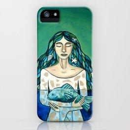 Melusina iPhone Case