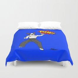 PAW POW - Kungfu Dog Duvet Cover