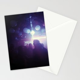 Meet Me Under The Disco Ball Stationery Cards
