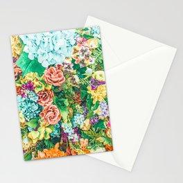 Vintage Garden #digital #nature Stationery Cards