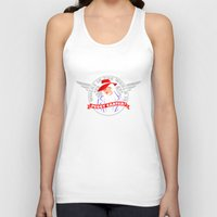peggy carter Tank Tops featuring Where in the World is Peggy Carter? by Aaron Synaptyx Fimister