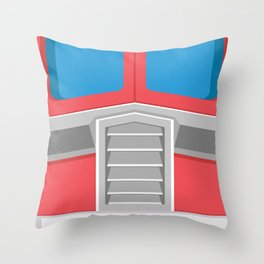 Minimal Prime Throw Pillow