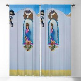 Santa Blackout Curtain