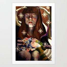 My dearest darling Art Print