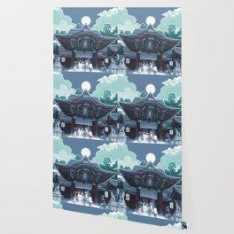 Night in Japan Wallpaper
